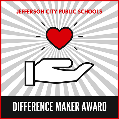 JCPS Difference Maker Award